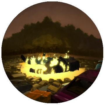 Junkyard cirkel