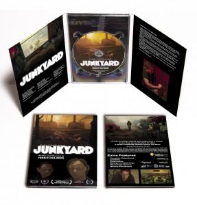 Junkyard - DVD
